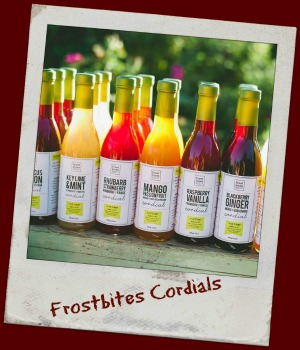locally sourced fruit & botanicals cordials BC owned