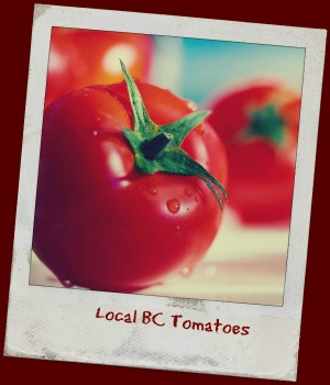 Local fruit & veggies, BC grown farm fresh